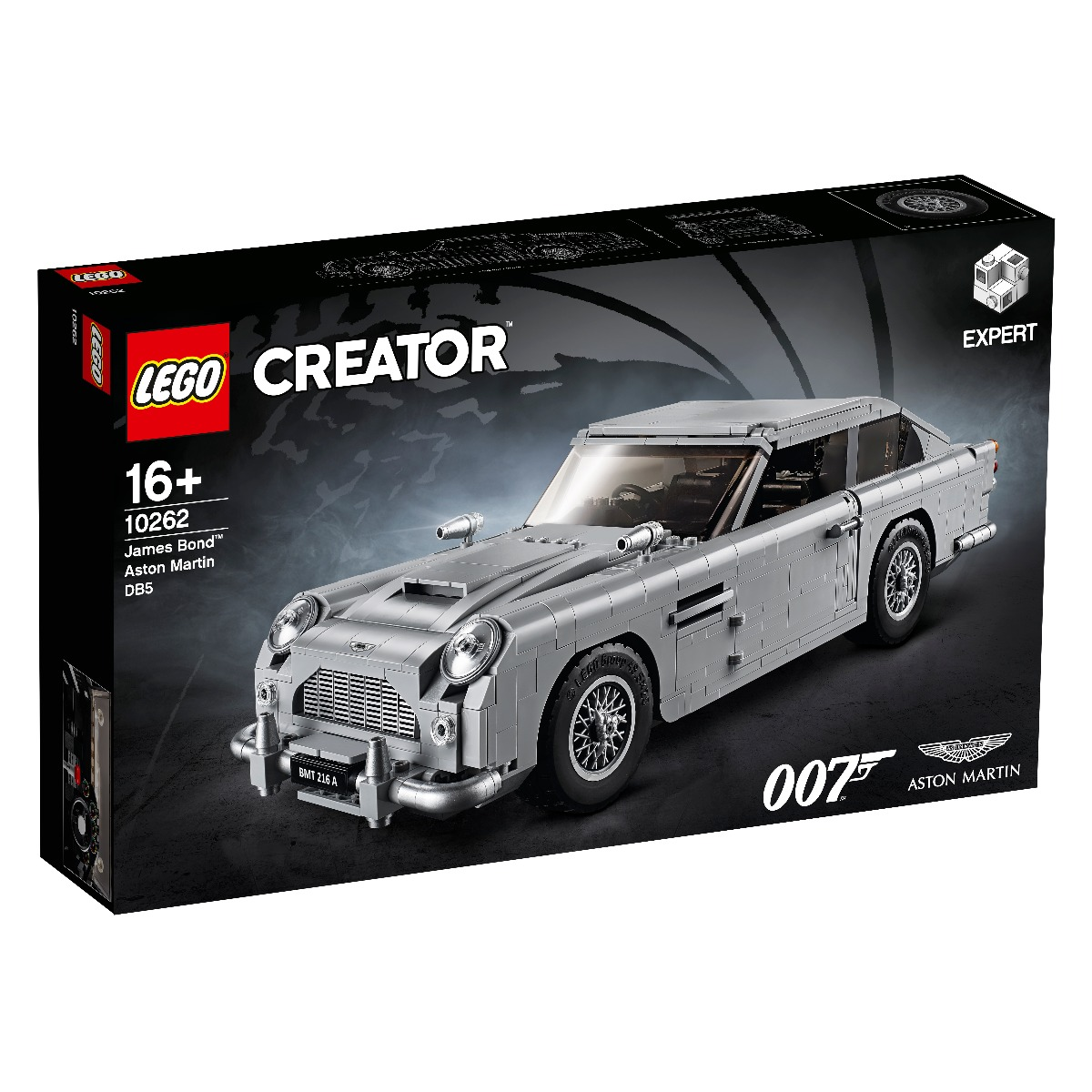 LEGO® Creator Expert – Aston Martin DB5 al lui James Bond (10262)