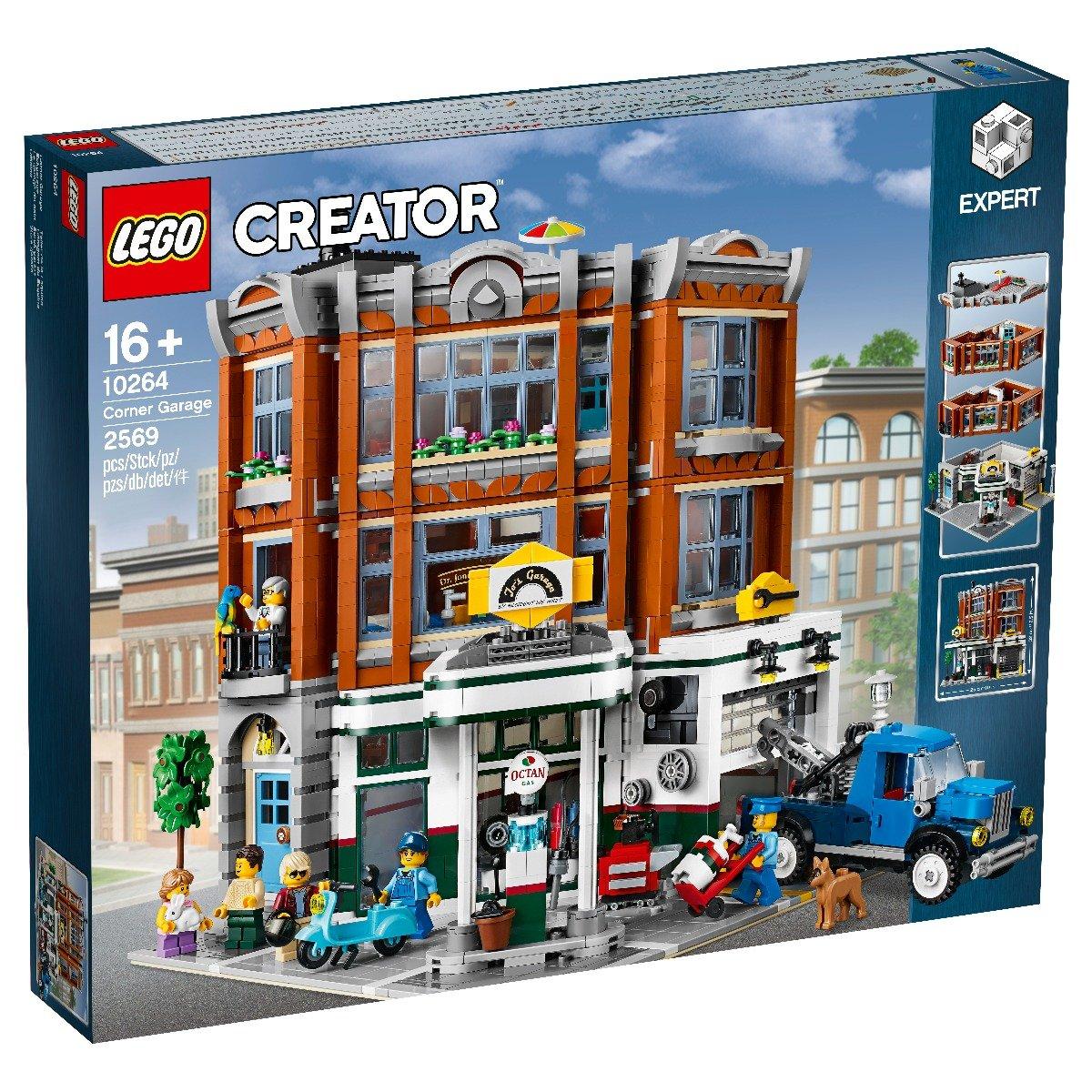LEGO® Creator Expert - Garajul de pe colt (10264)