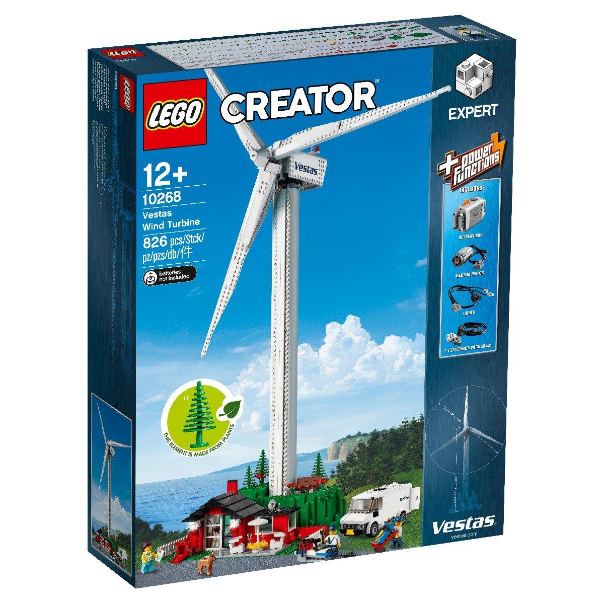LEGO® Creator Expert – Turbina eoliana Vestas (10268)