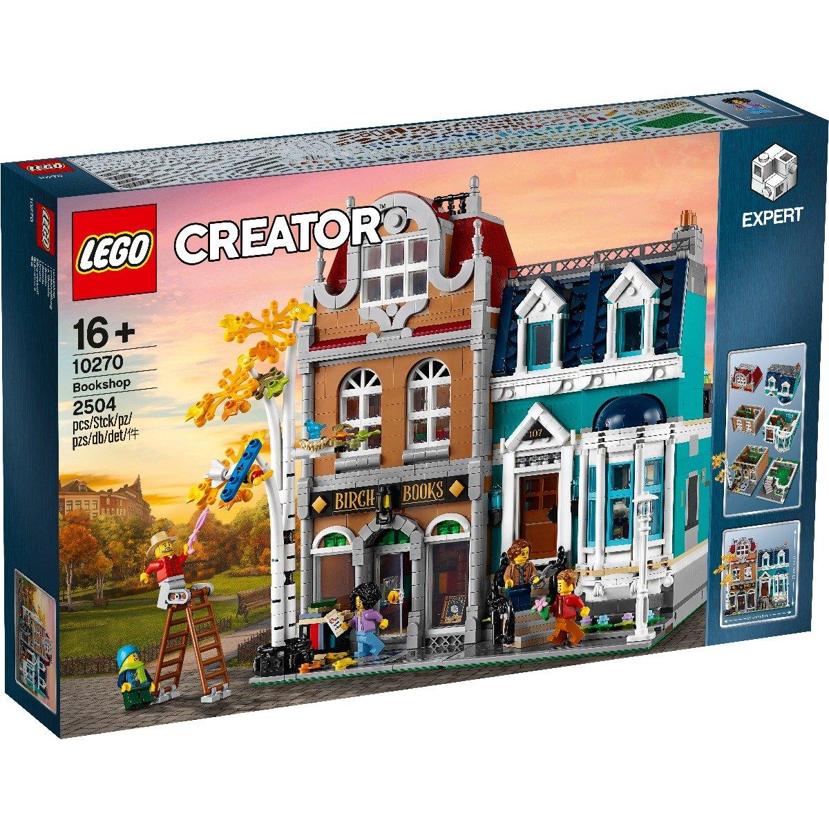LEGO® Creator Expert – Librarie (10270)