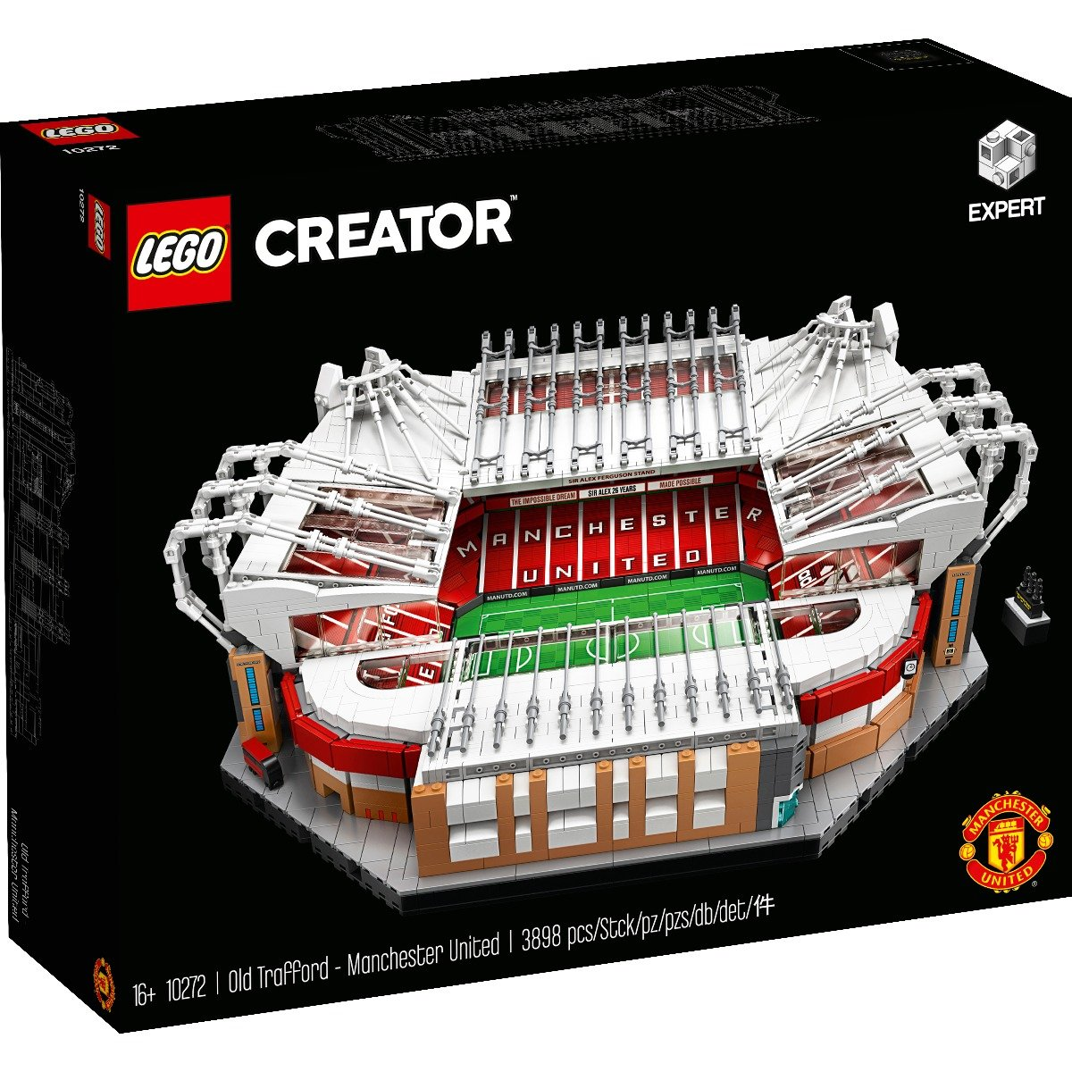 LEGO® Creator Expert – Old Trafford – Manchester United (10272)