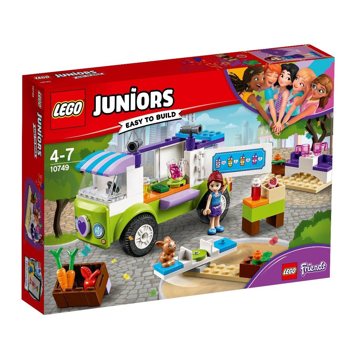 lego® juniors - piata miei (10749)