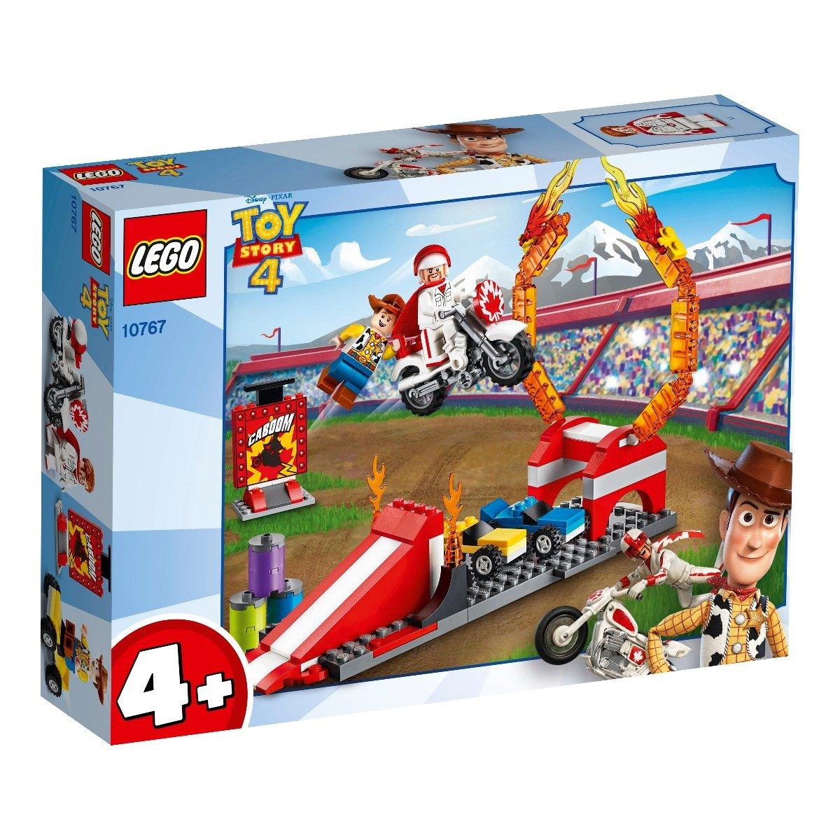 LEGO® Disney Pixar Toy Story 4 - Spectacolul de cascadorii al Ducelui Caboom (10767)