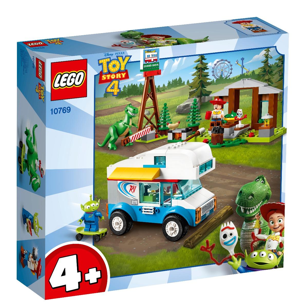 LEGO® Disney Pixar Toy Story 4 - Vacanta cu rulota Toy Story 4 (10769)