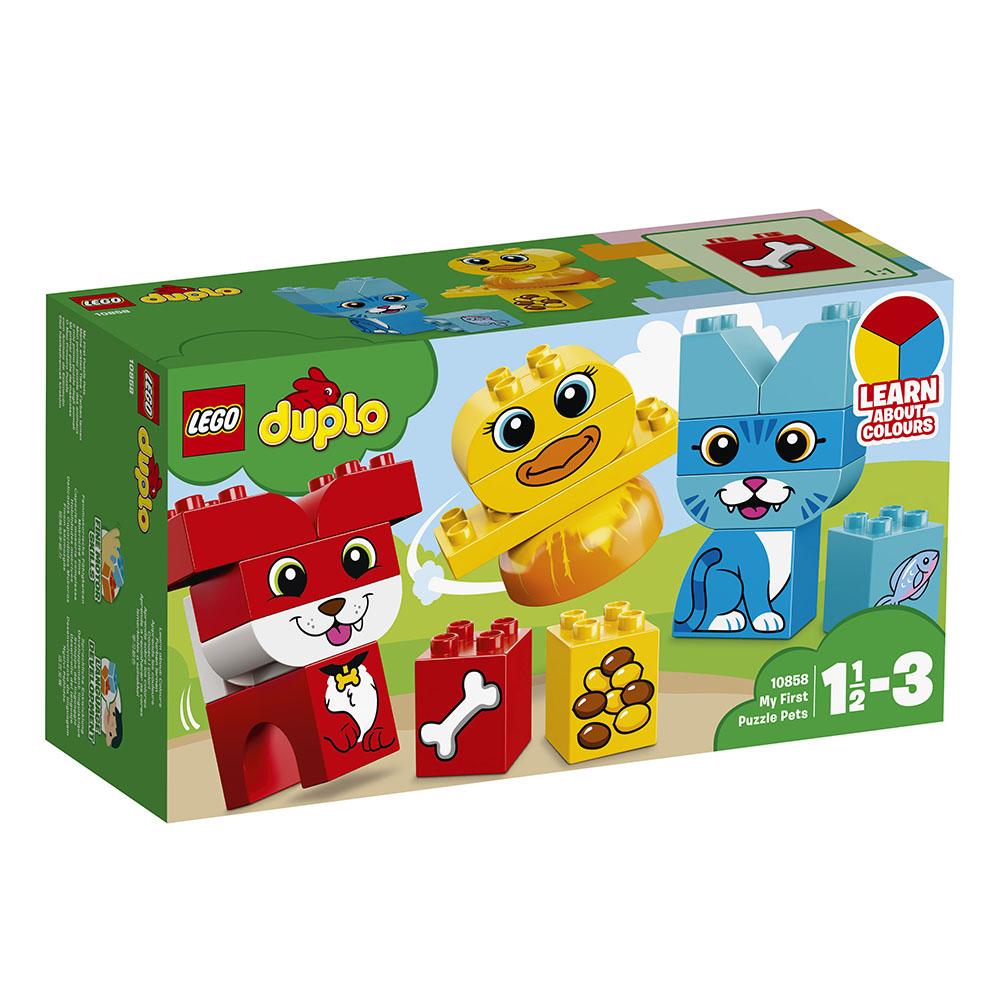 lego® duplo® - primele animalute (10858)