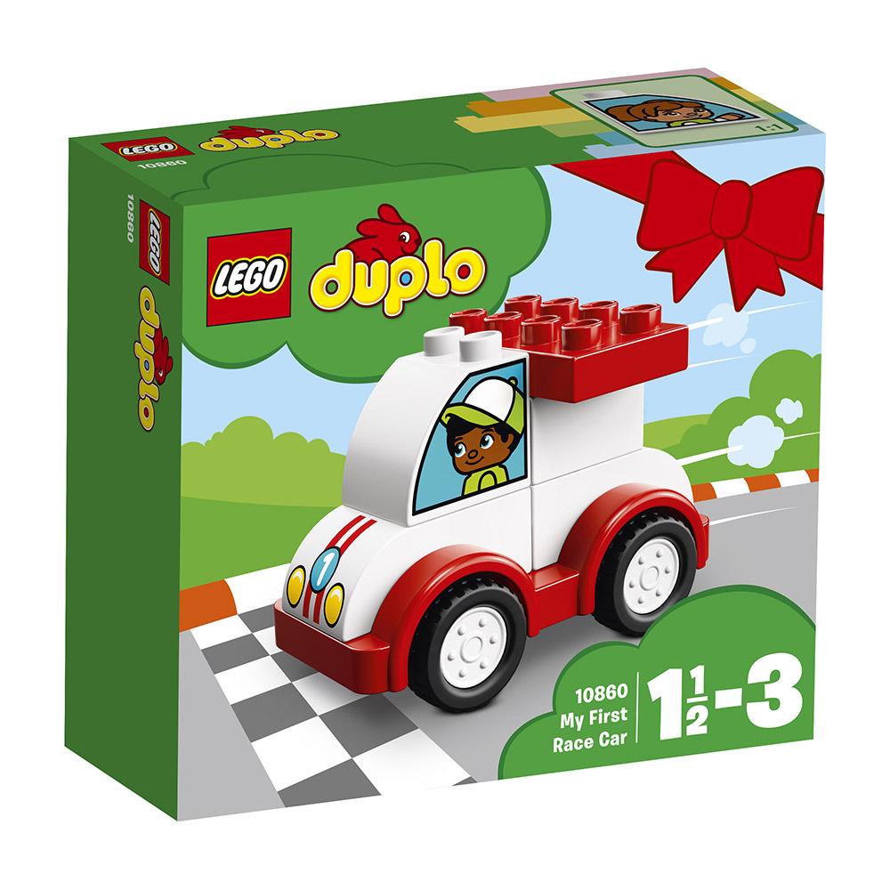 LEGO® DUPLO® - Prima mea masina (10860)