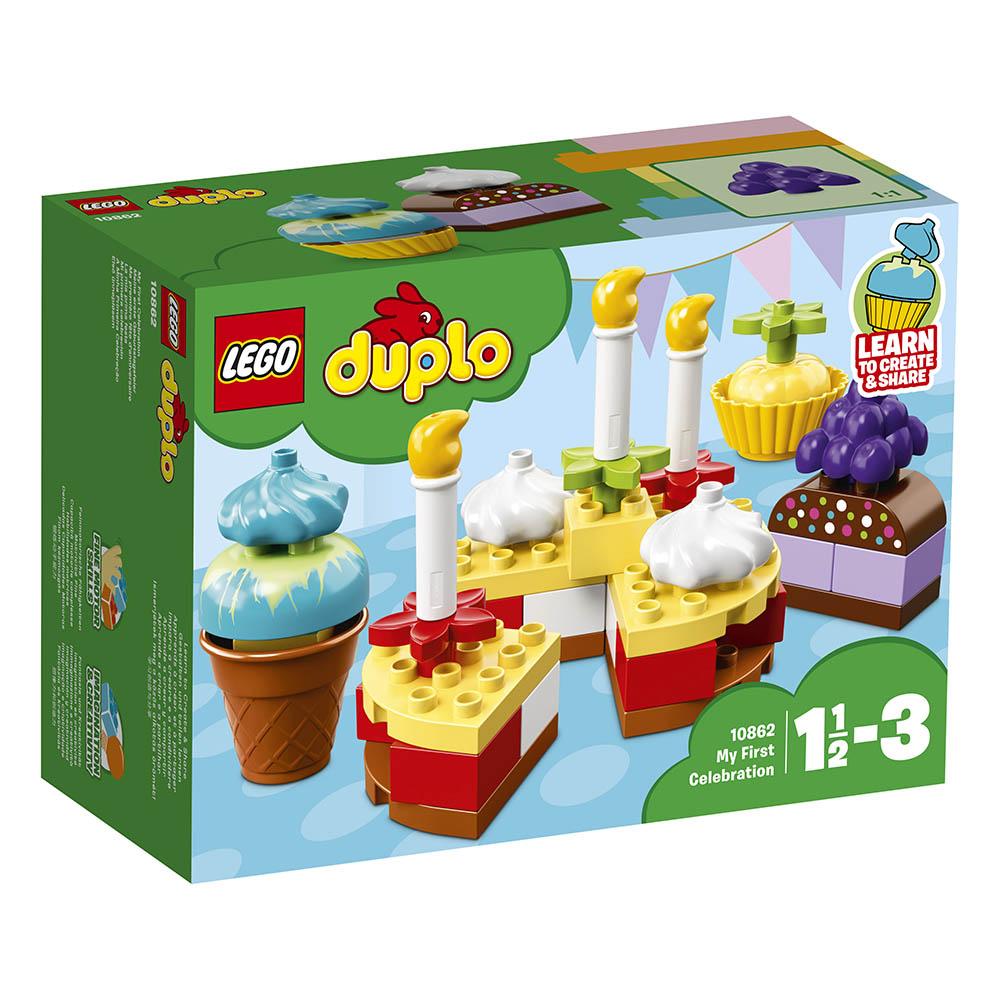 LEGO® DUPLO® - Prima mea festivitate (10862)