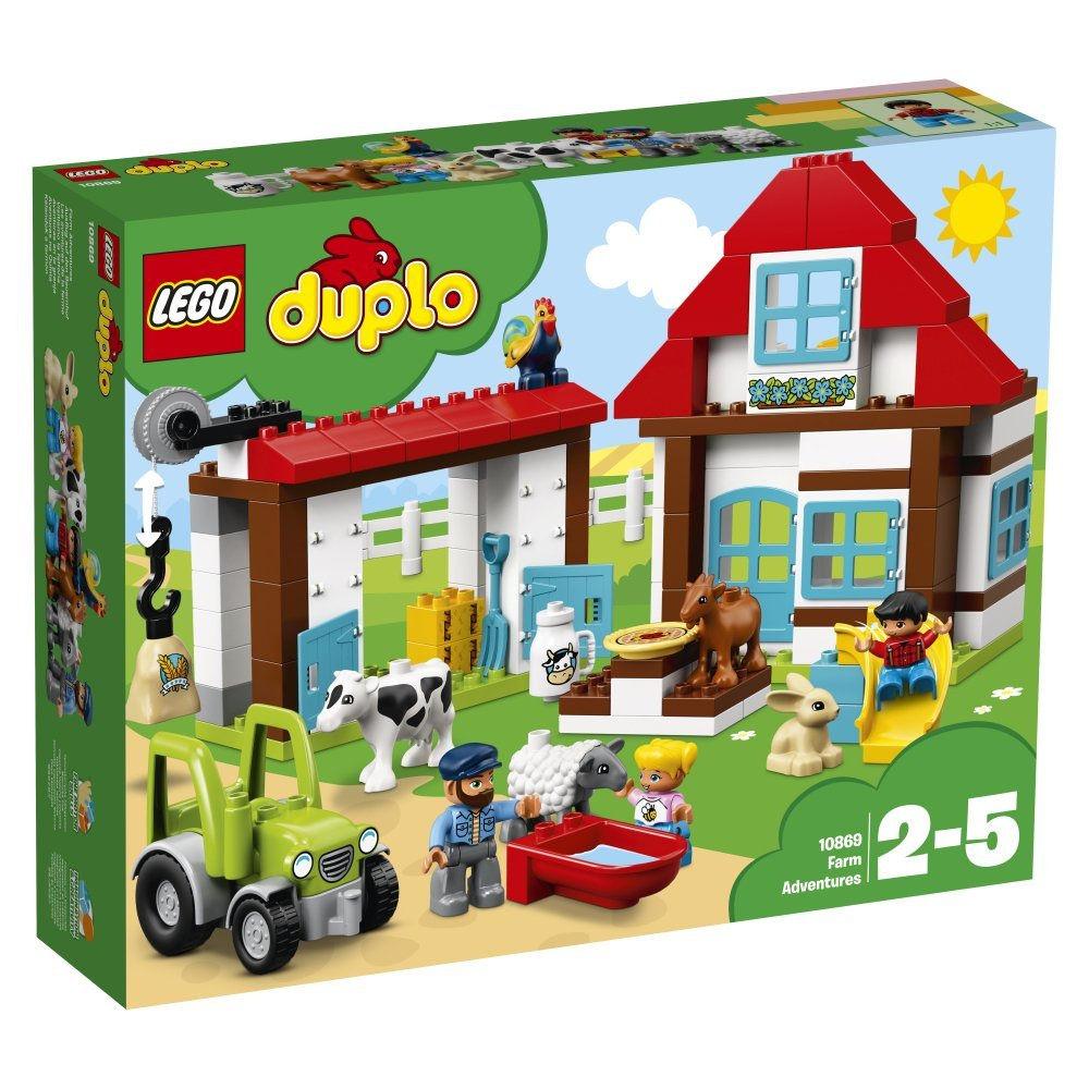 LEGO® DUPLO® - Aventuri la ferma (10869)