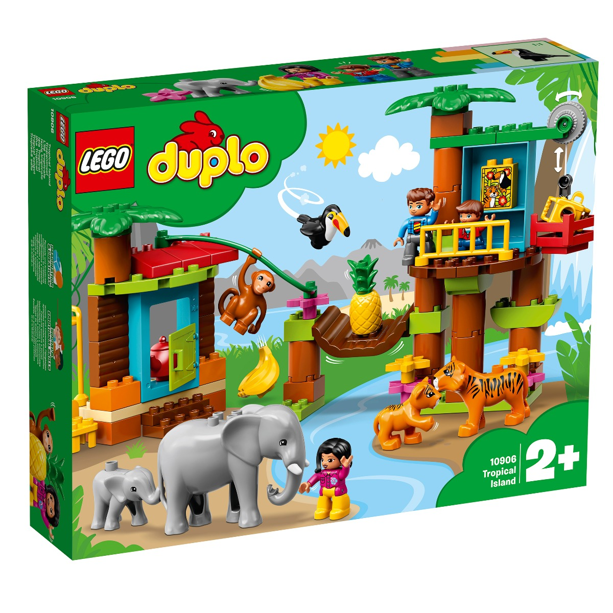 LEGO® DUPLO® - Insula tropicala (10906)