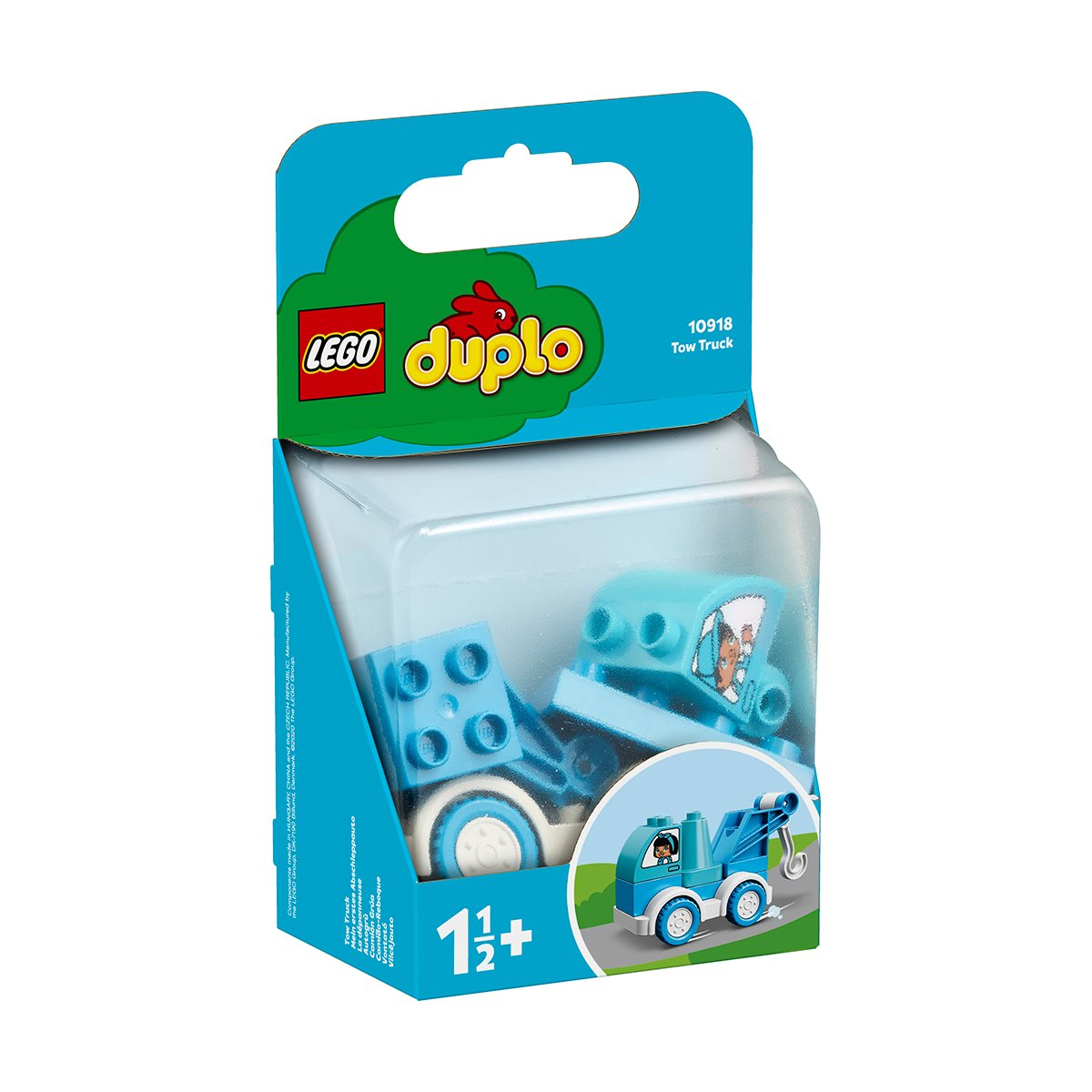 LEGO® DUPLO® - Camion cu remorca (10918)