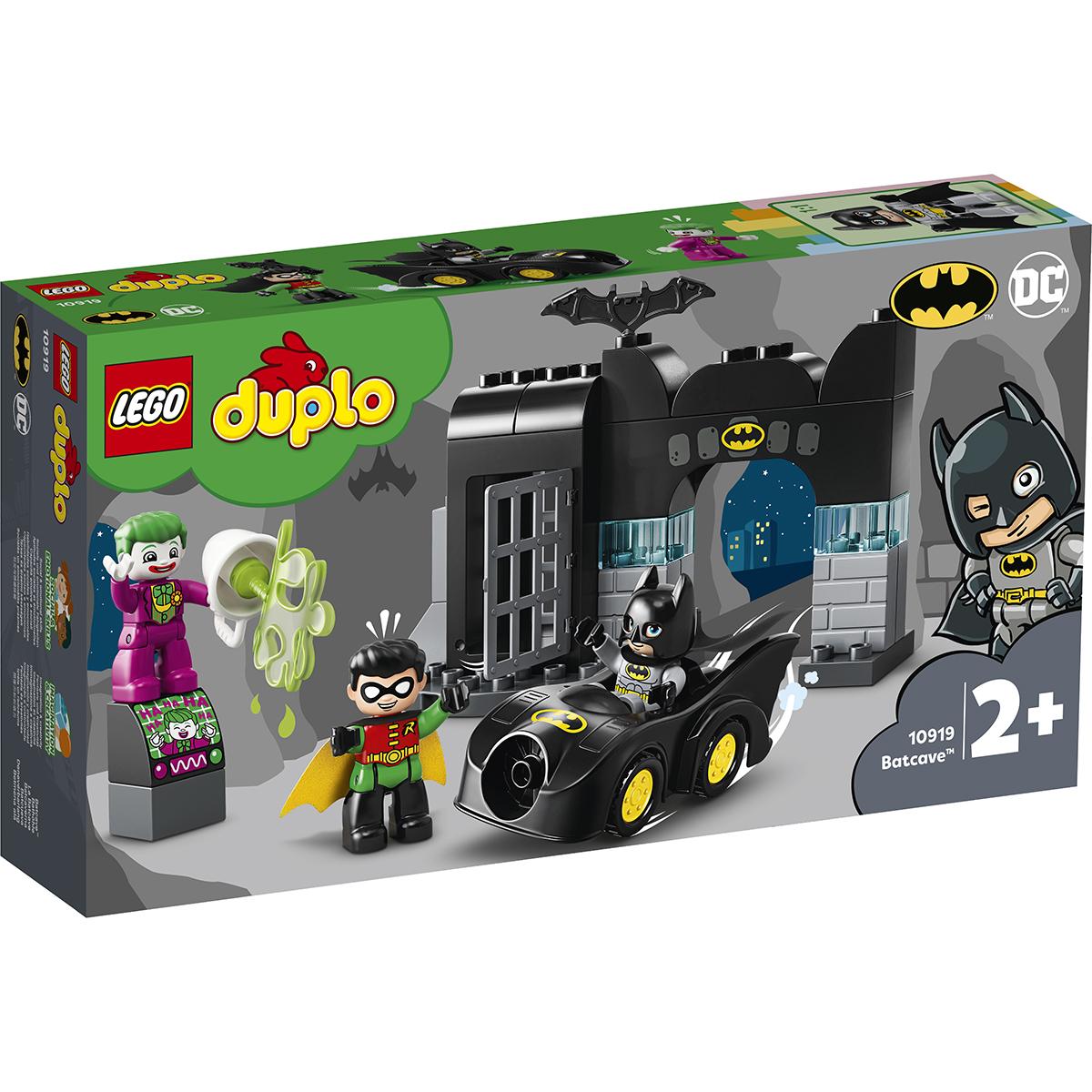 LEGO® DUPLO® - Pestera Batman (10919)