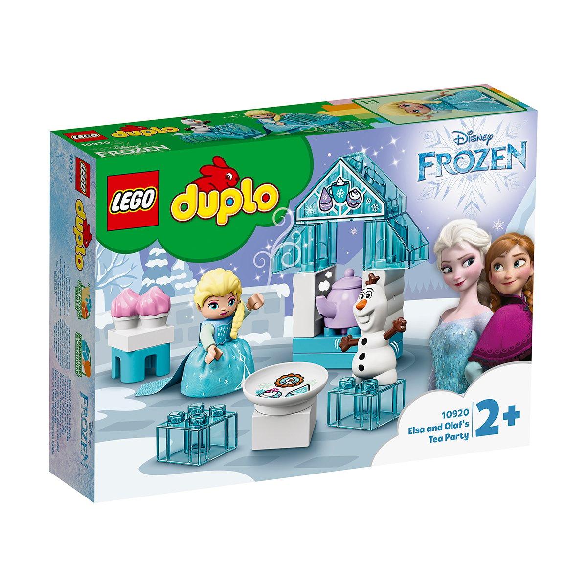 LEGO® DUPLO® - Elsa si Olaf la petrecere (10920)