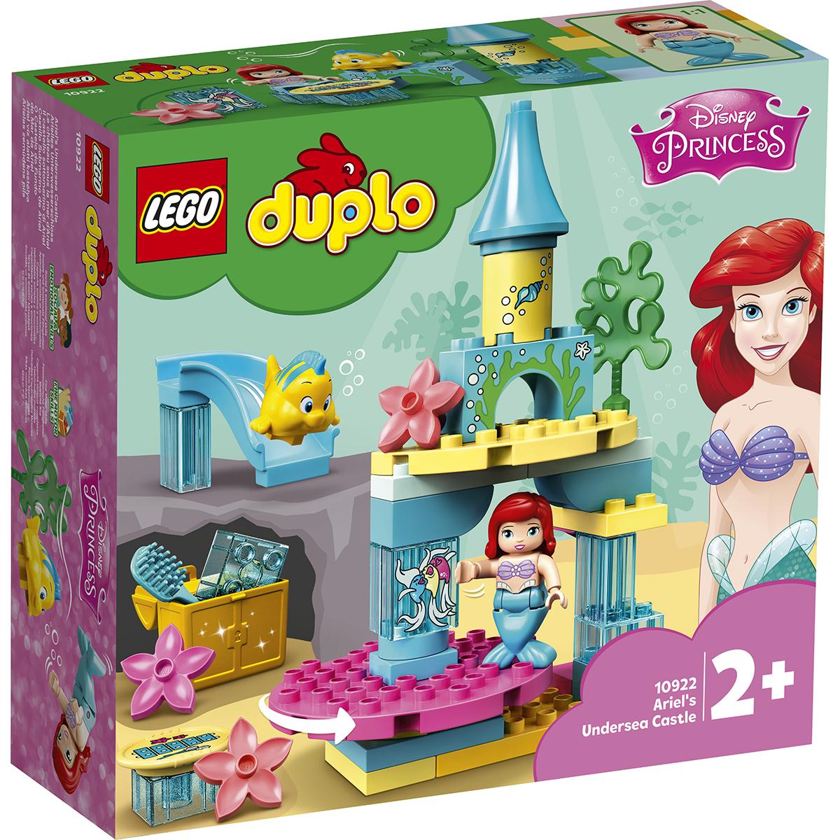 LEGO® DUPLO® - Castelul lui Ariel (10922)