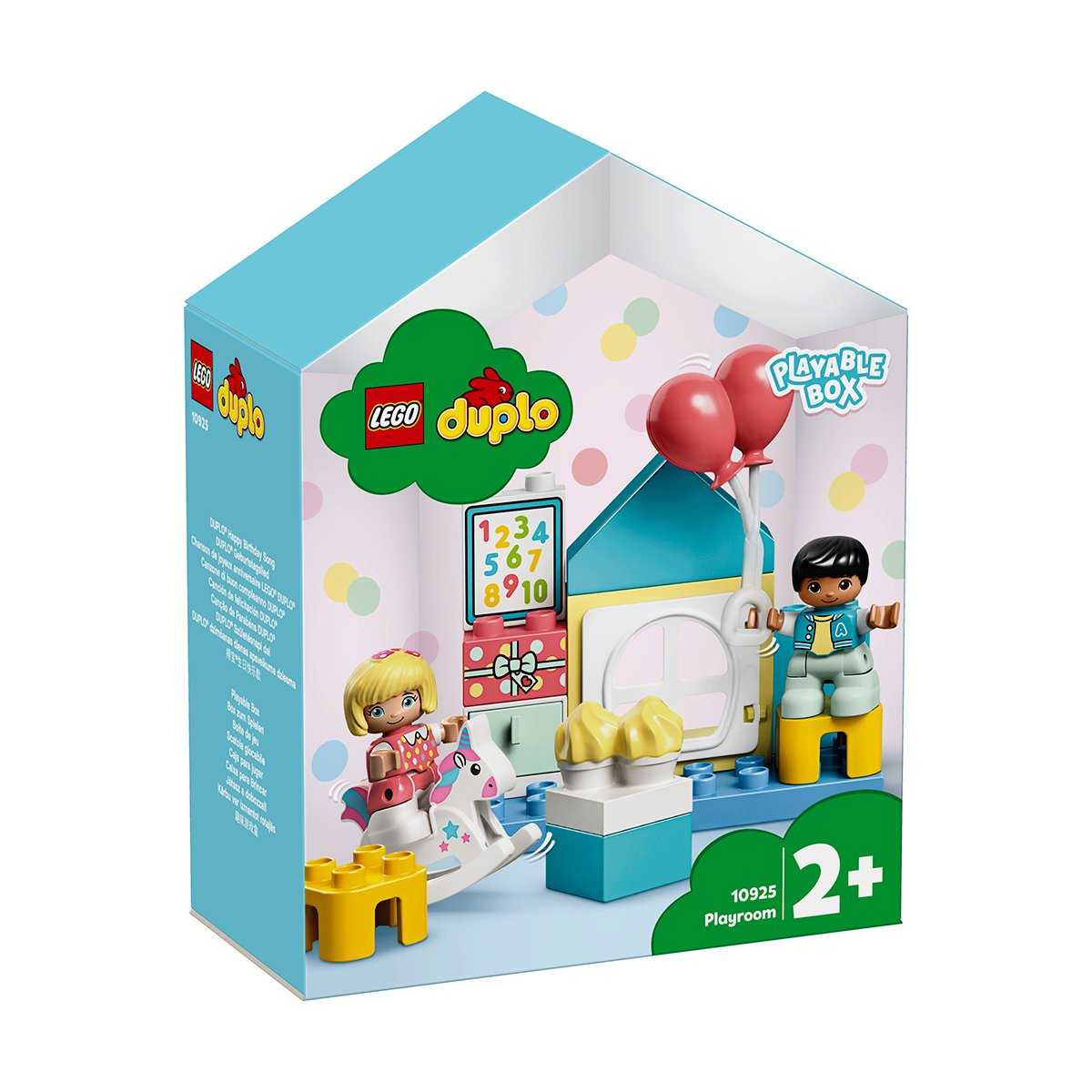 LEGO® DUPLO® - Camera de joaca (10925)