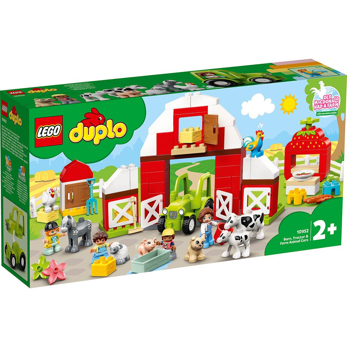 LEGO® DUPLO® Town - Ferma animalelor (10952)