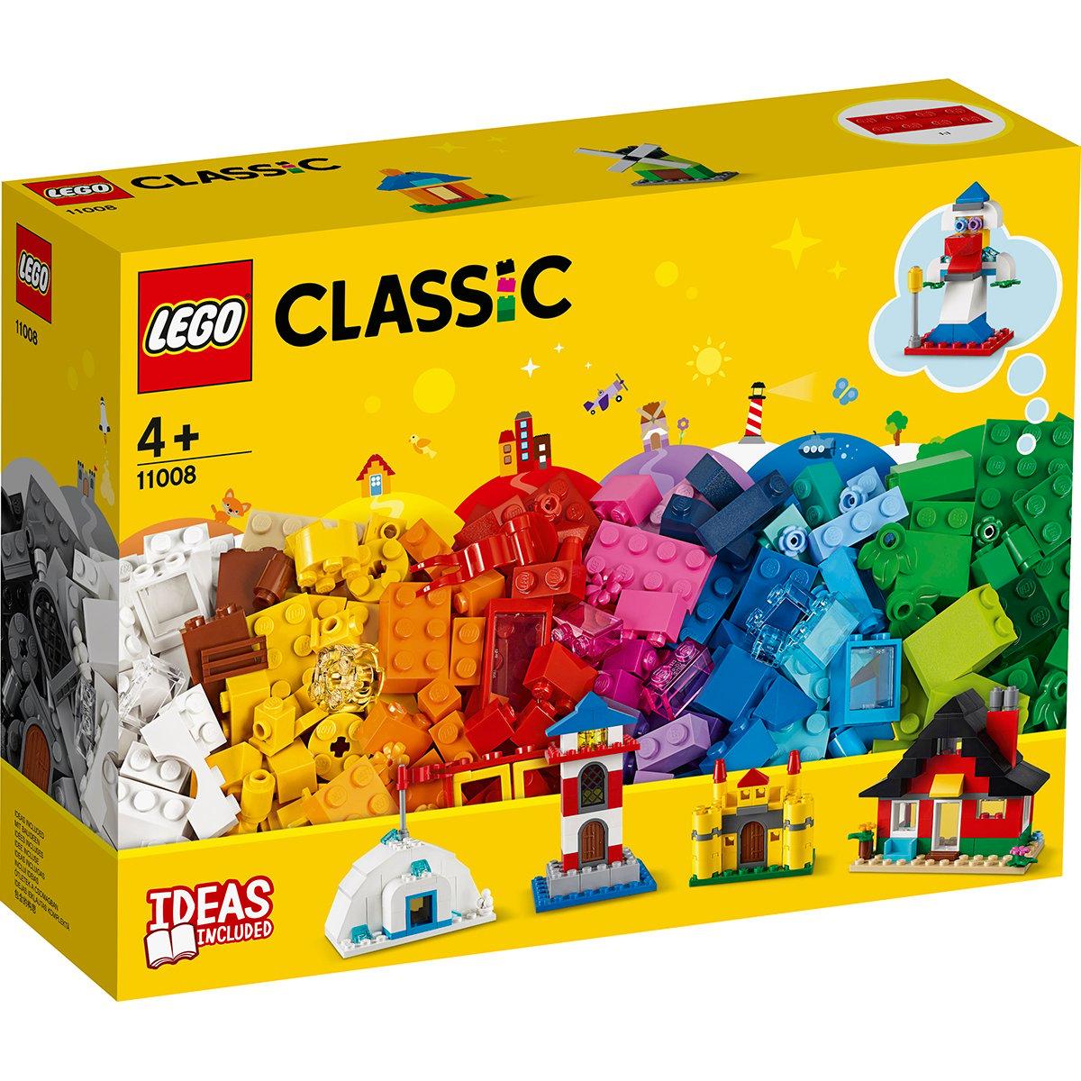 LEGO® Classic - Caramizi si case (11008)