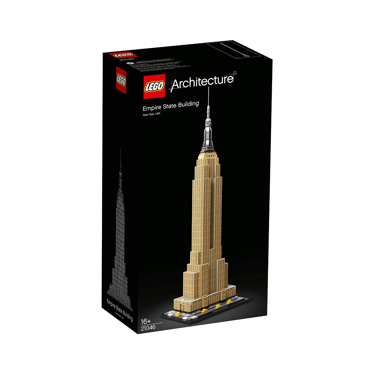 LEGO® Architecture™ - Empire State Building (21046)