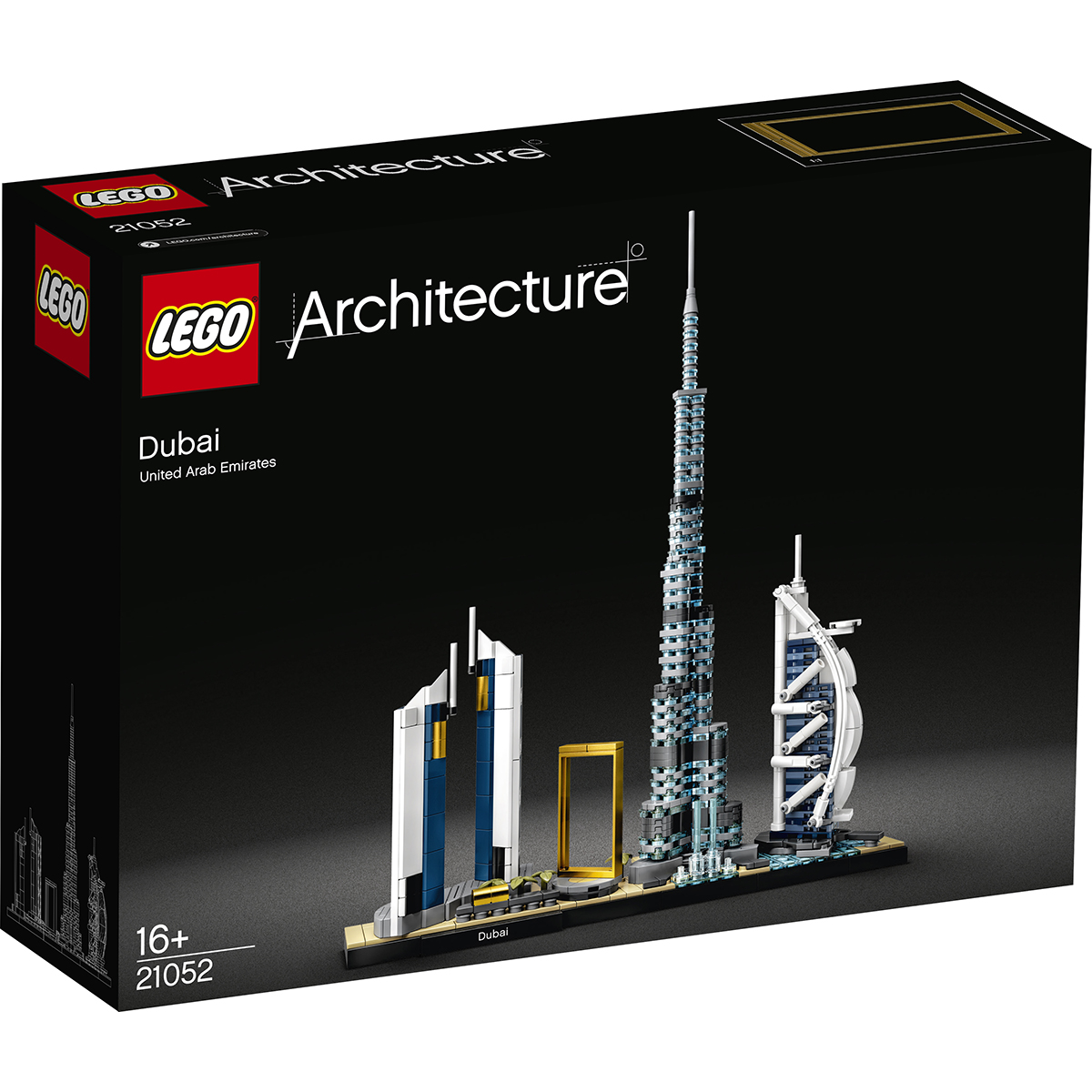 LEGO® Architecture™ - Dubai (21052)