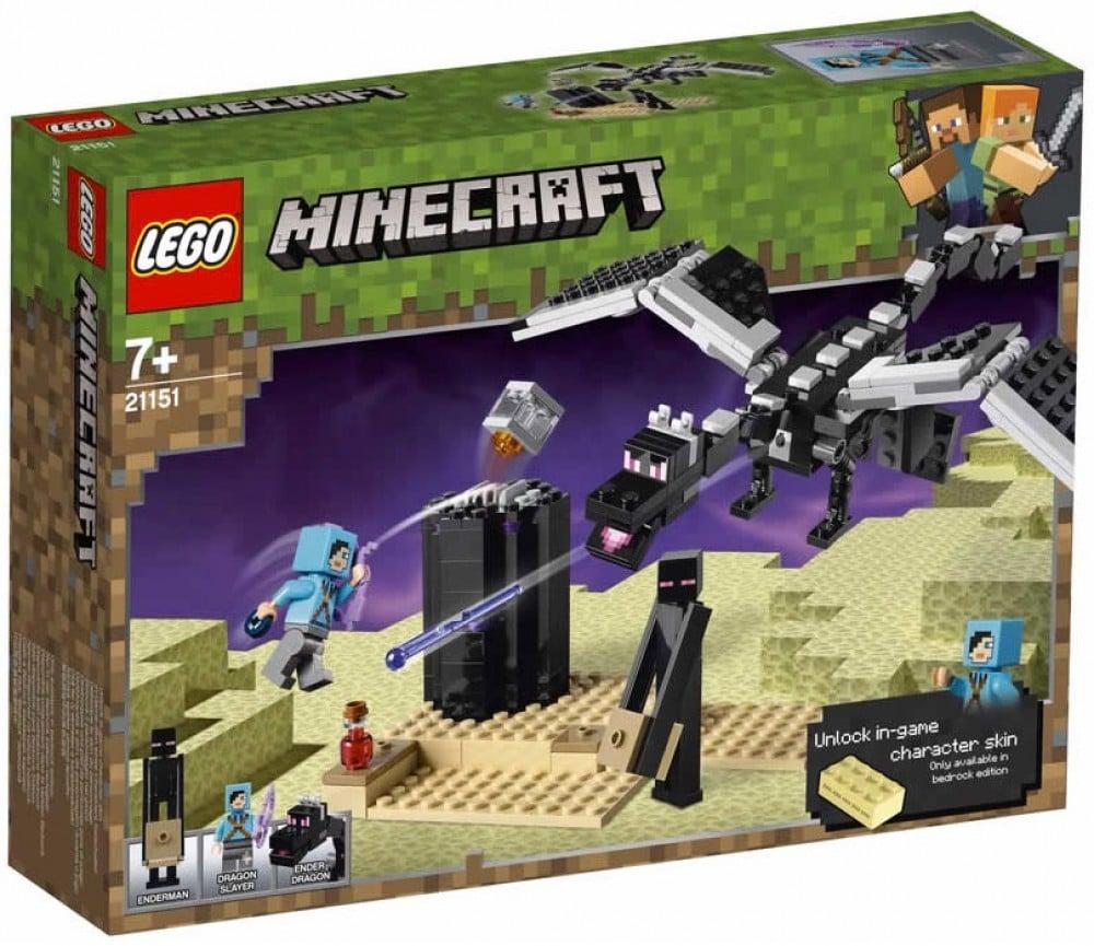 LEGO® Minecraft™ - Batalia finala (21151)