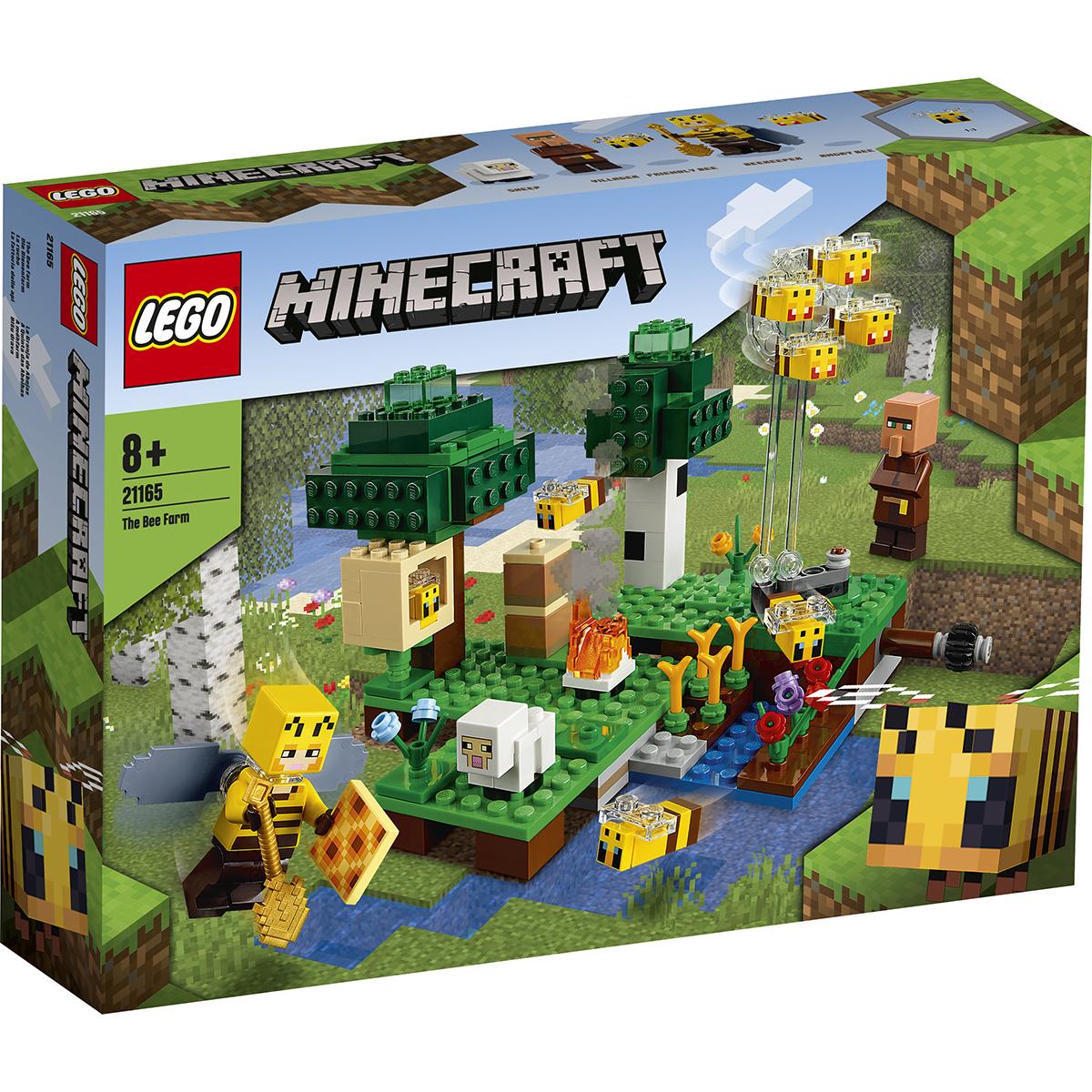 LEGO® Minecraft™ - Ferma albinelor (21165)