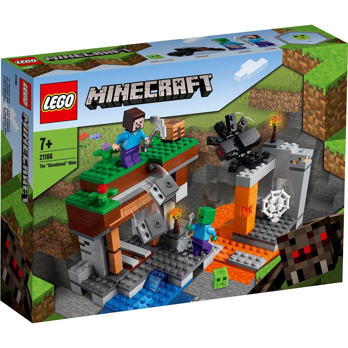 LEGO® Minecraft™ - Mina abandonata (21166)