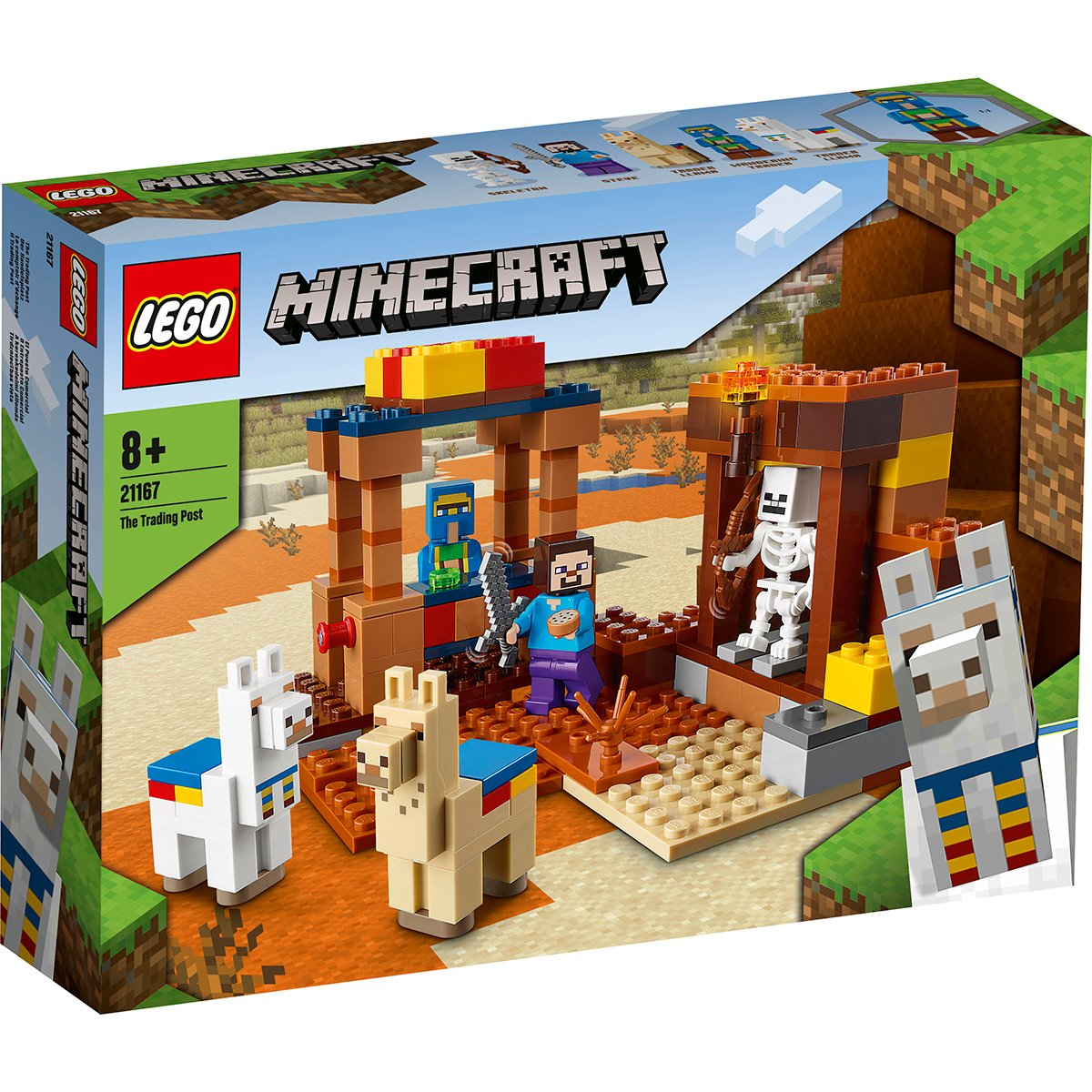 LEGO® Minecraft™ - Punct comercial (21167)