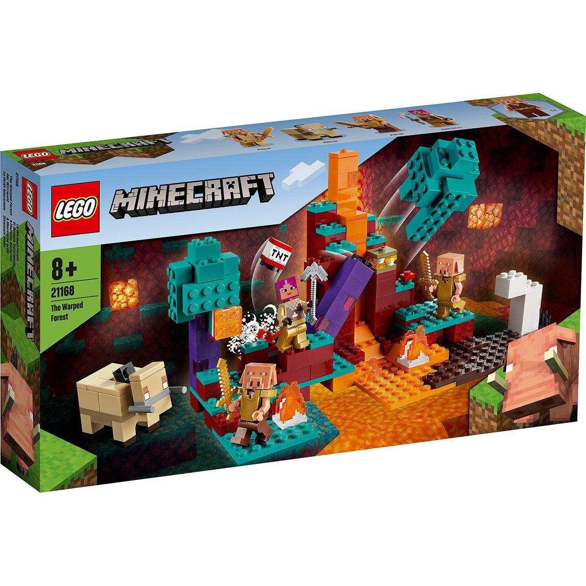LEGO® Minecraft™ - Padurea deformata (21168)