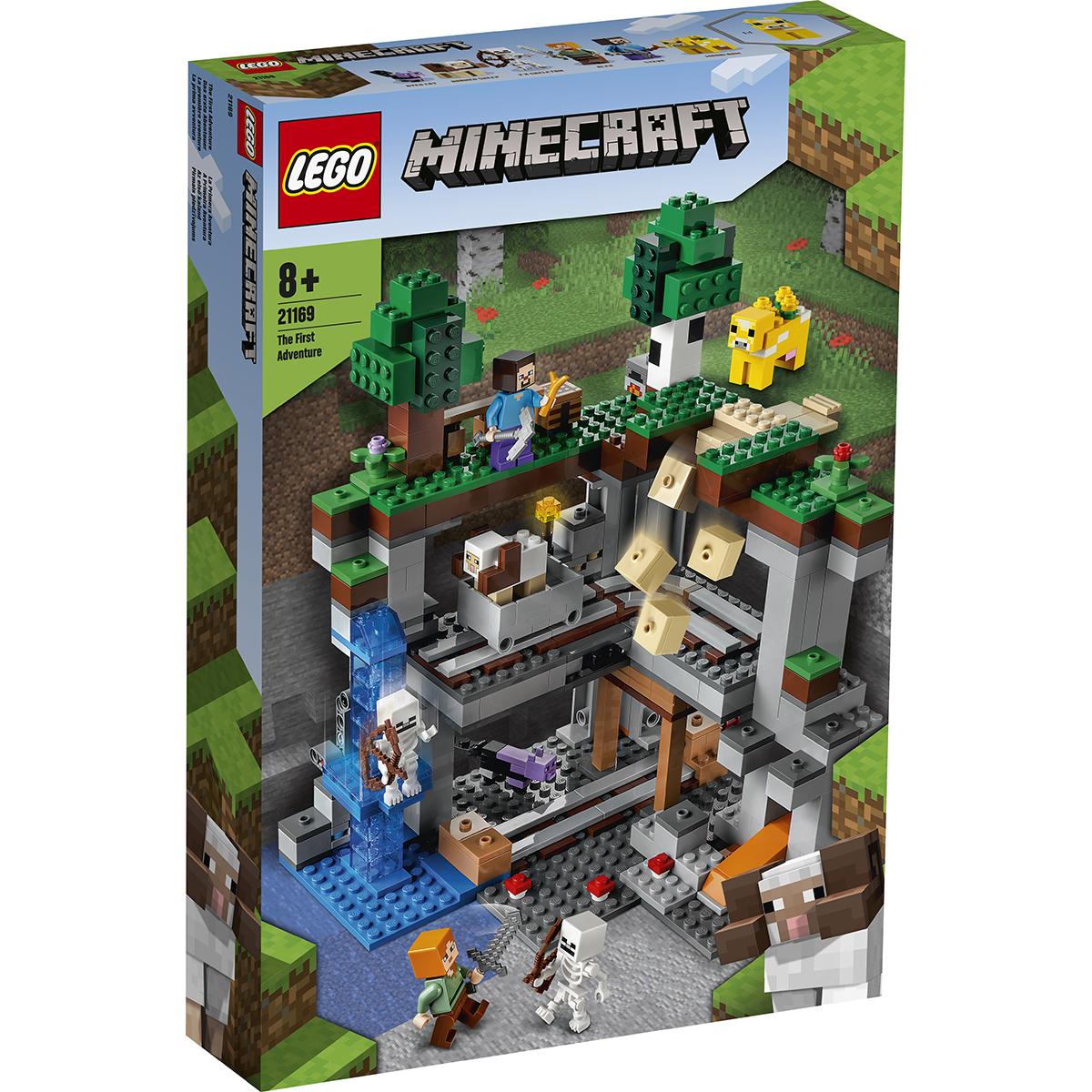 LEGO® Minecraft™ - Prima aventura (21169)