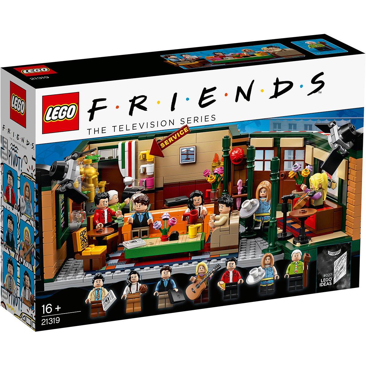 LEGO® Ideas - Central Perk (21319)