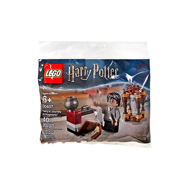 LEGO® Harry Potter™ - Harry's Journey to Hogwarts (30407)