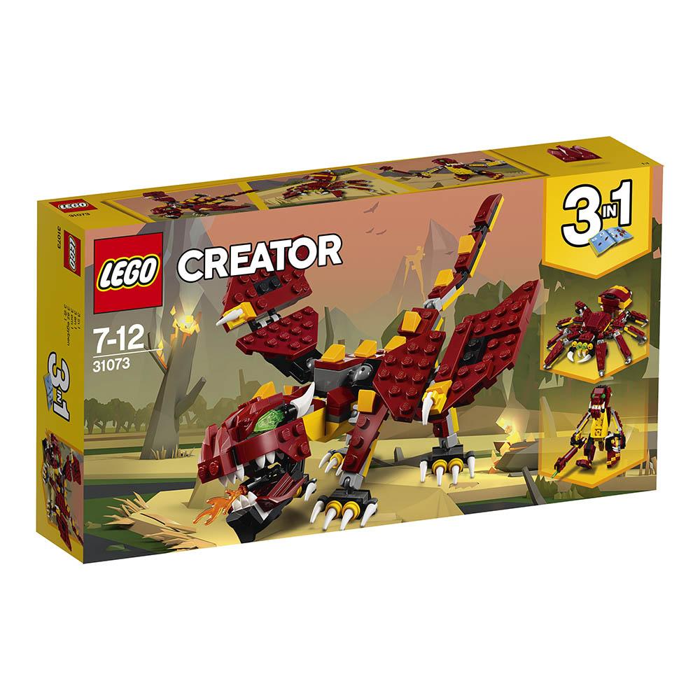 lego® creator - creaturi mitologice (31073)