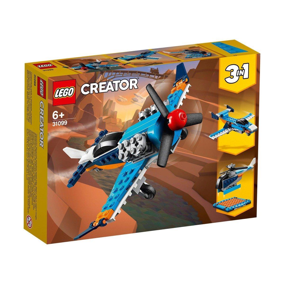 LEGO® Creator - Avion cu elice (31099)