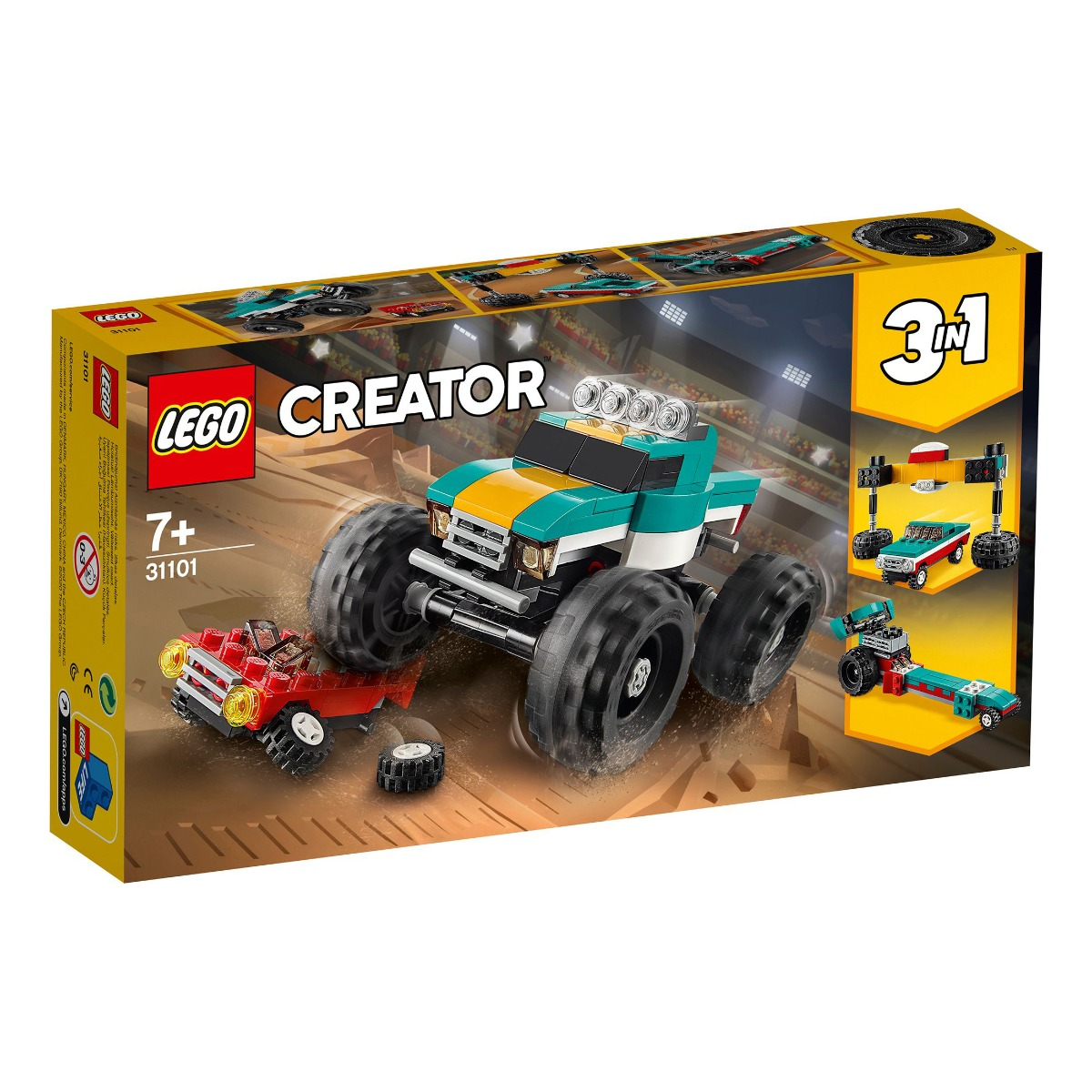 LEGO® Creator - Camion gigant (31101)