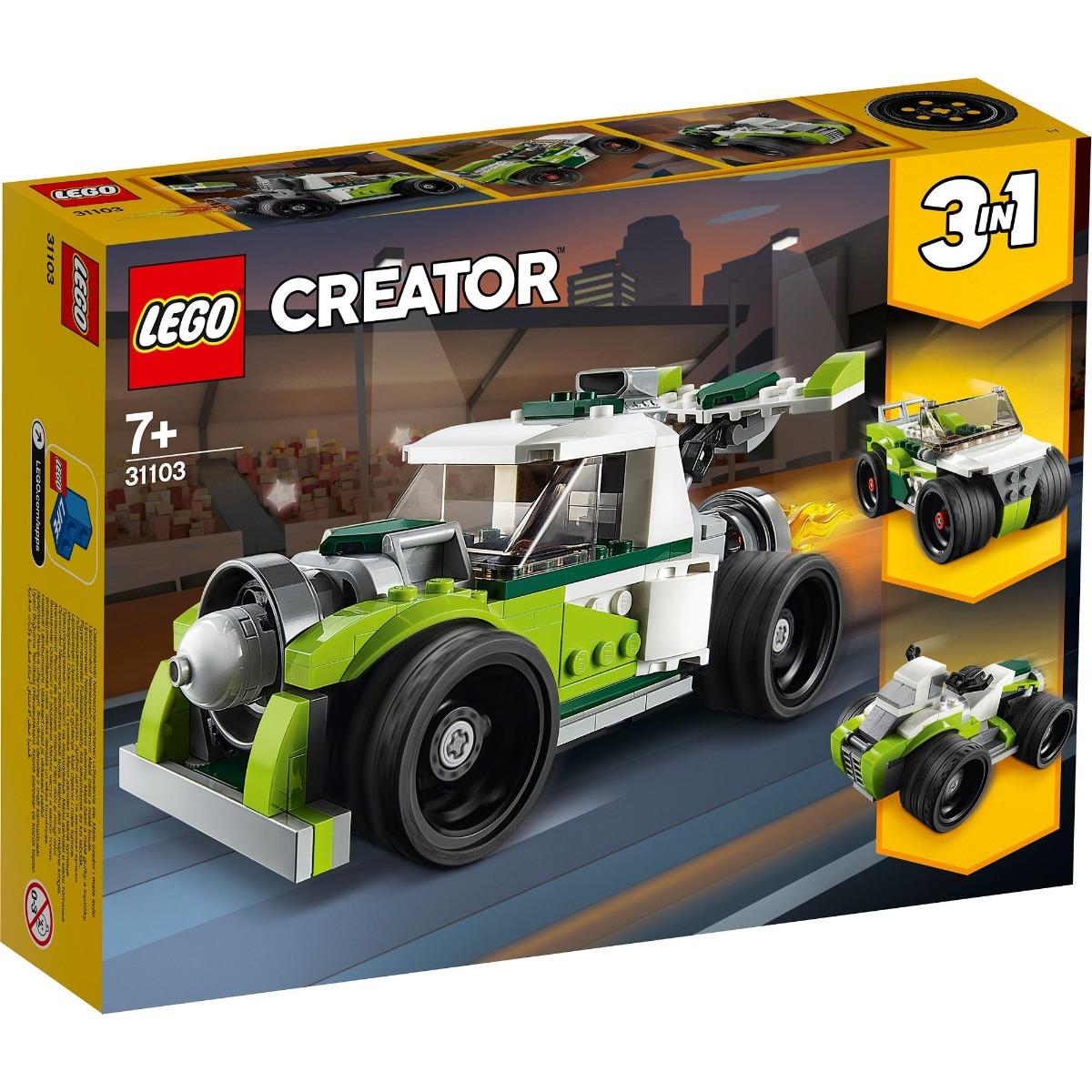 LEGO® Creator - Camion racheta (31103)