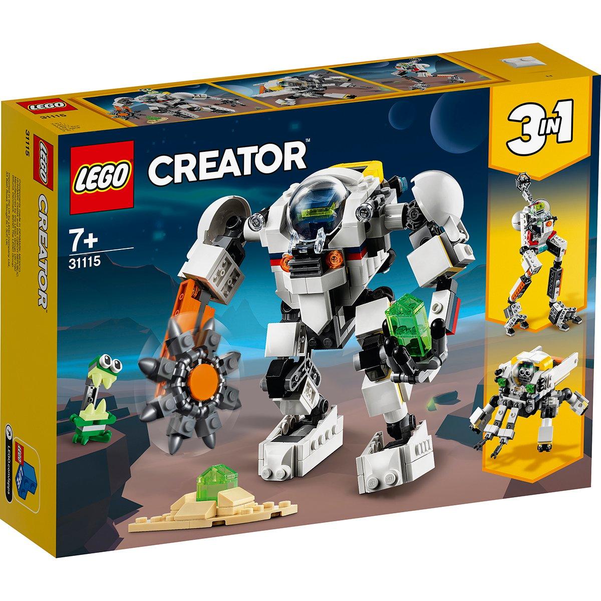 LEGO® Creator - Robot spatial (31115)
