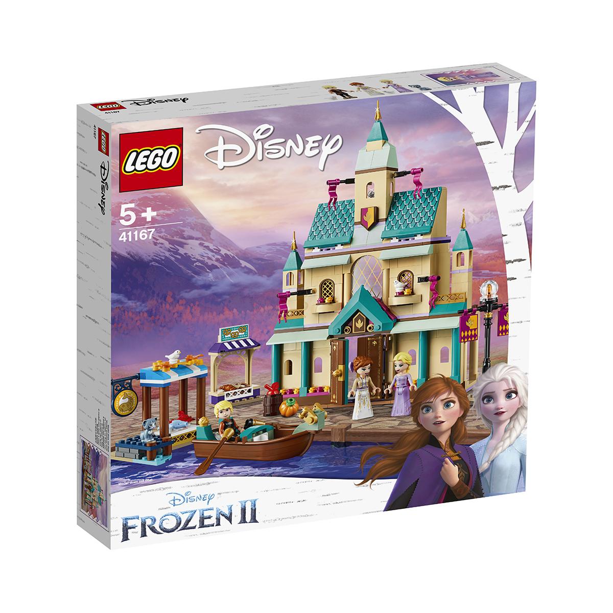 Lego® Disney Frozen 2 - Satul Castelului Arendelle (41167)