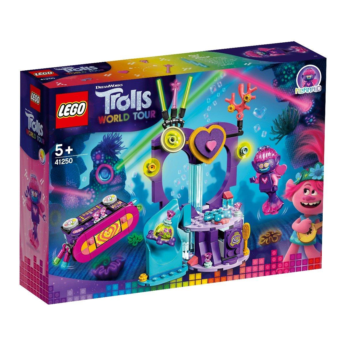 LEGO® Trolls™ - Petrecerea din Recif (41250)