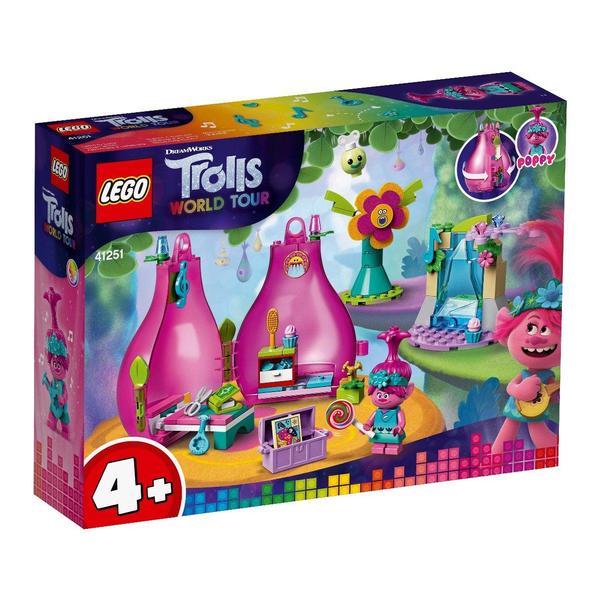 LEGO® Trolls™ - Capsula lui Poppy (41251)