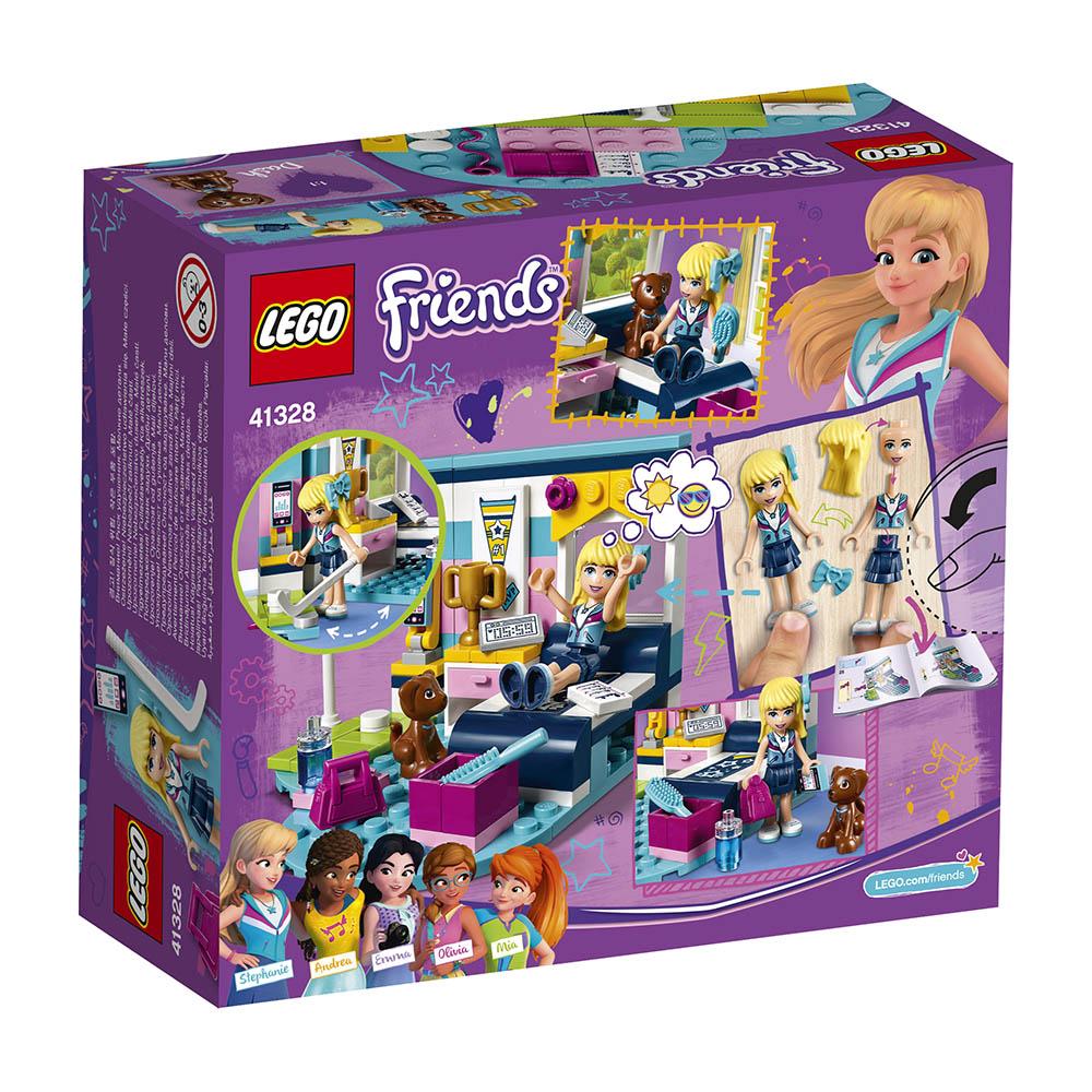 lego® friends - dormitor stephani (41328)