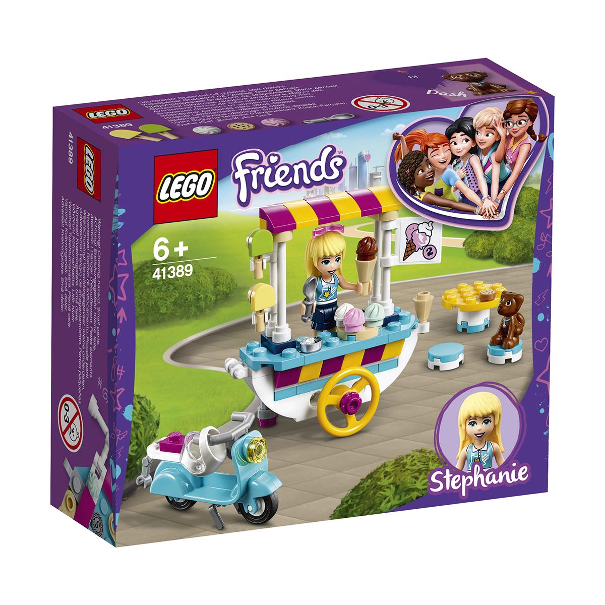 LEGO® Friends - Stand cu inghetata (41389)