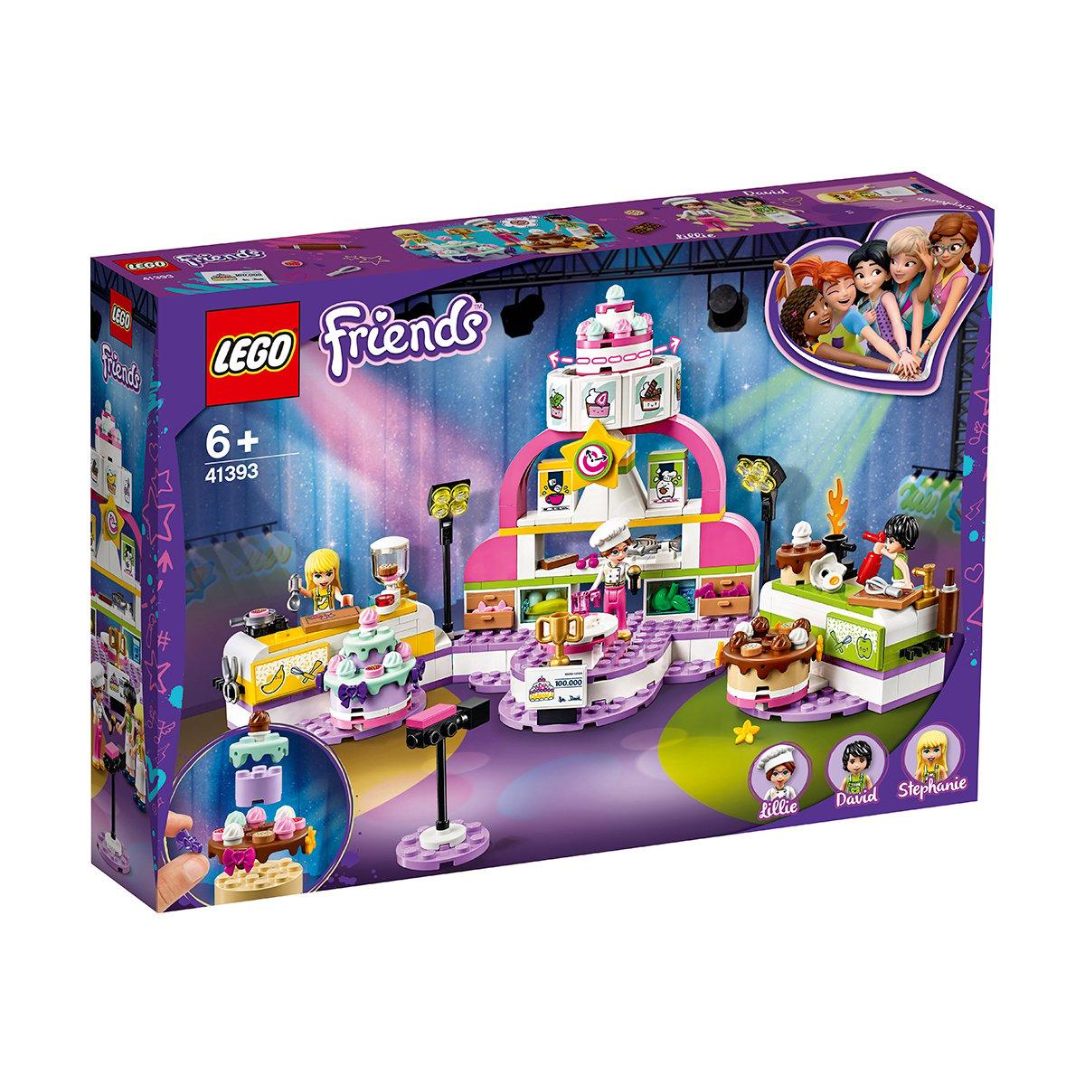 LEGO® Friends - Concursul cofetarilor (41393)