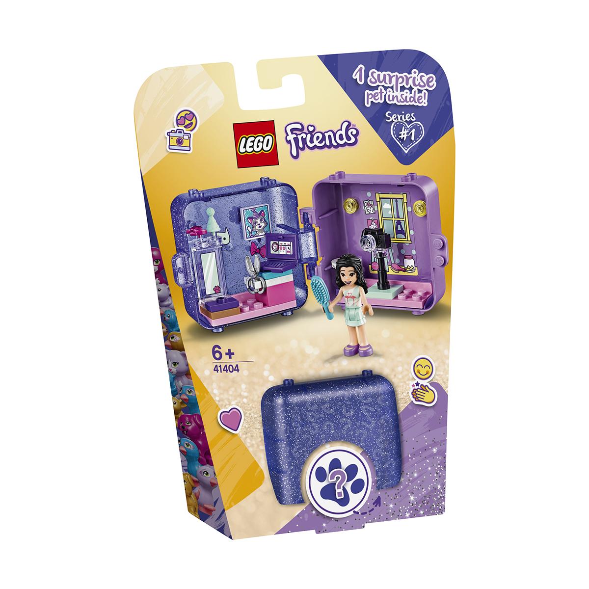 LEGO® Friends - Cubul de joaca al Emmei (41404)