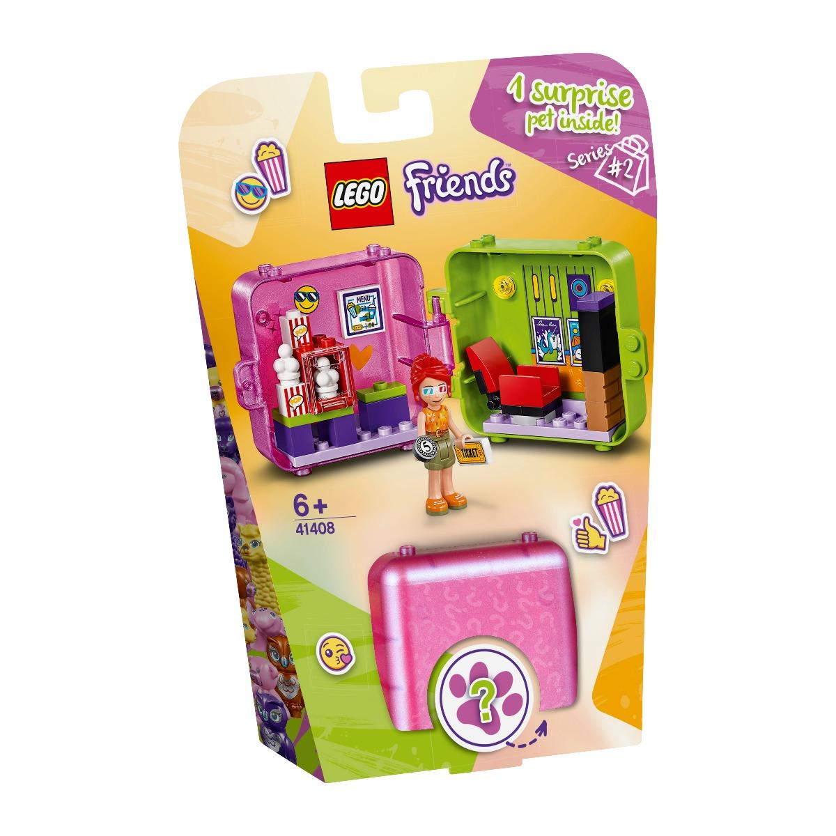 LEGO® Friends - Cubul de joaca de cumparaturi al Miei (41408)