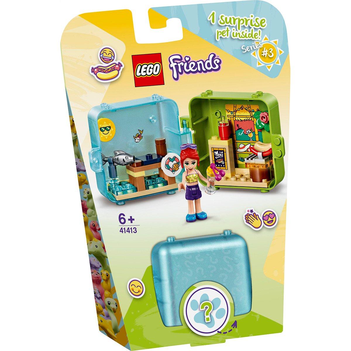 LEGO® Friends - Cubul jucaus de vara al Miei (41413)