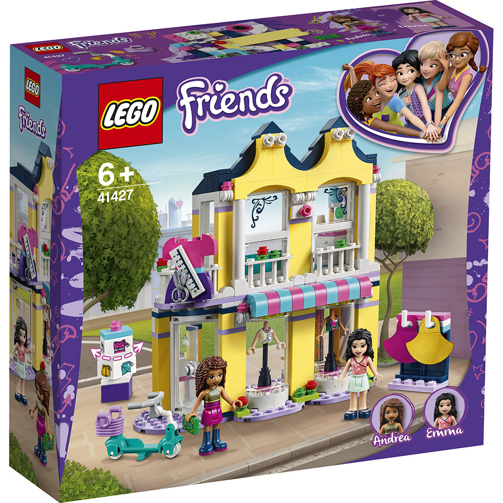 LEGO® Friends - Casa de moda a Emmei (41427)