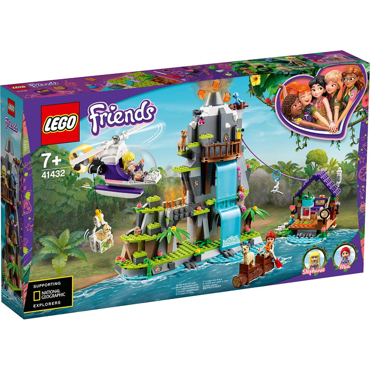 Lego® Friends - Salvarea Alpacai (41432)