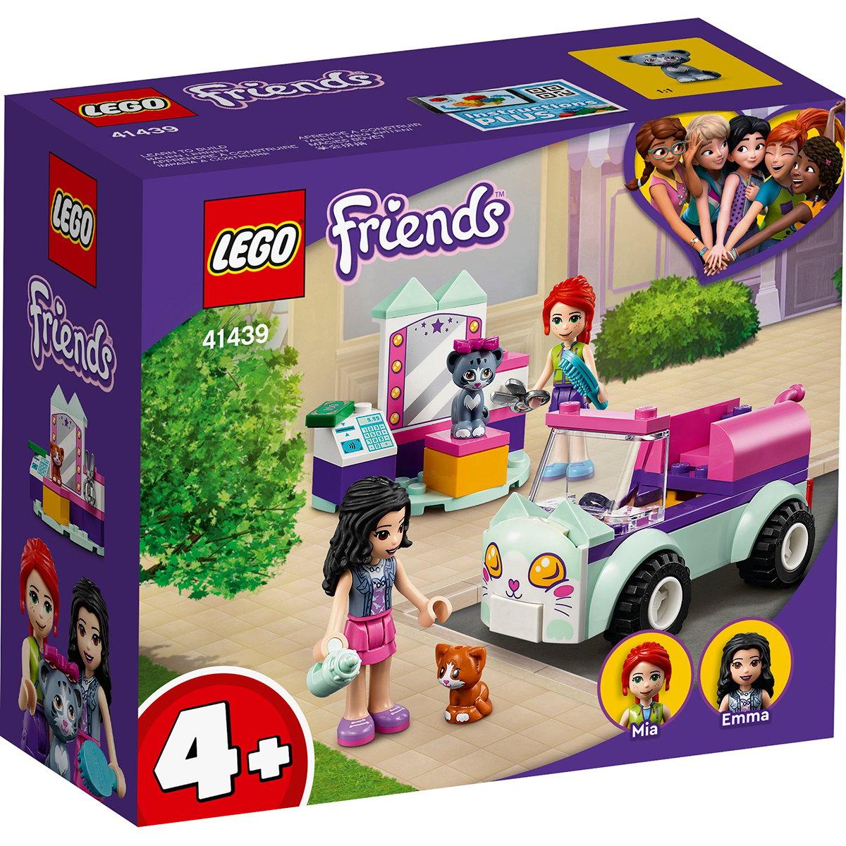 LEGO® Friends - Masina pentru ingrijirea pisicilor (41439)
