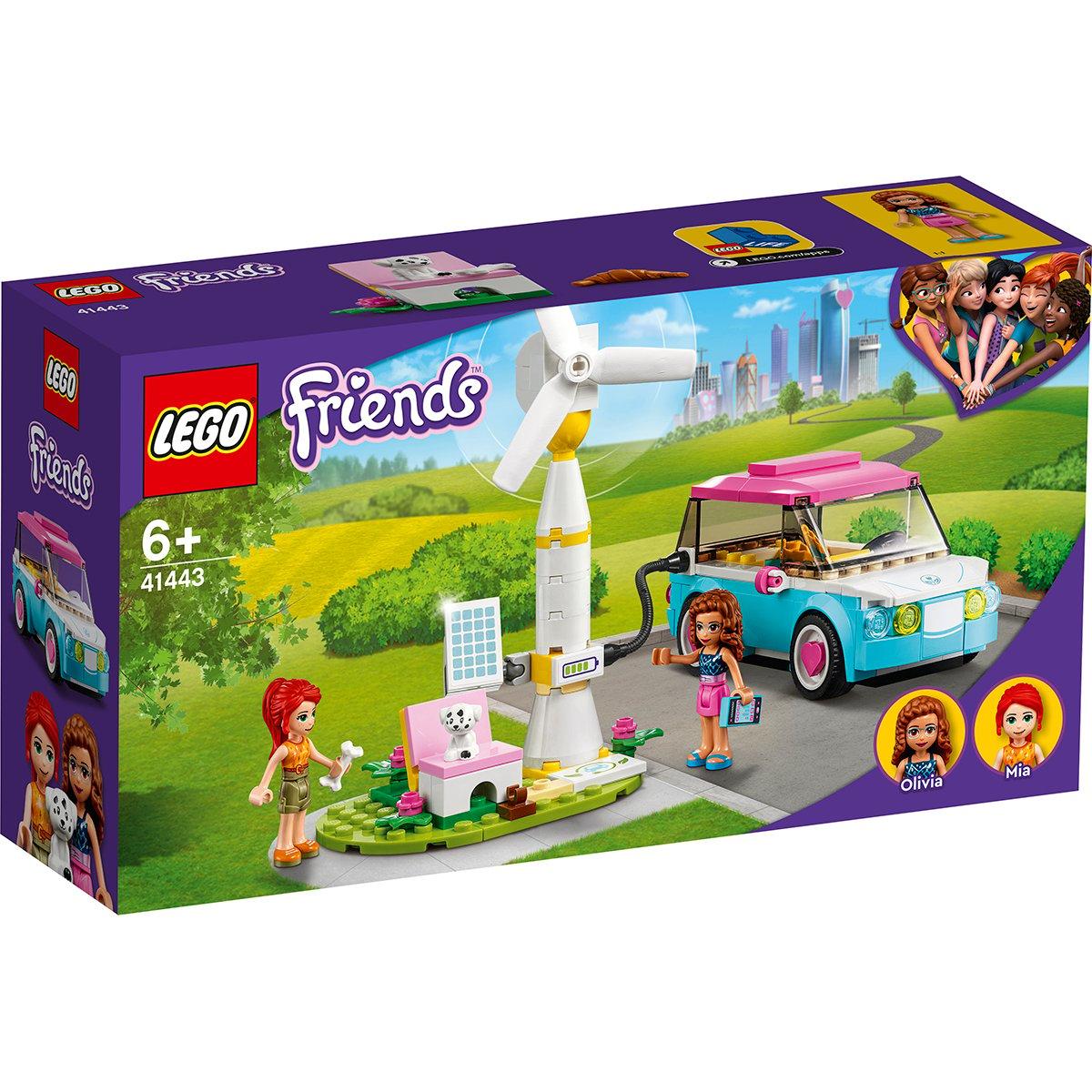 LEGO® Friends - Masina electrica a Oliviei (41443)