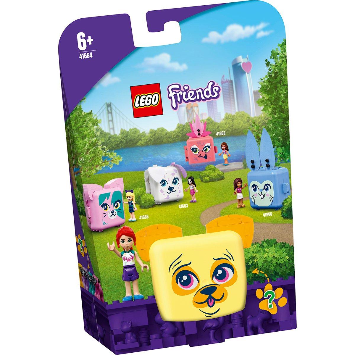 LEGO® Friends - Cubul pug al Miei (41664)