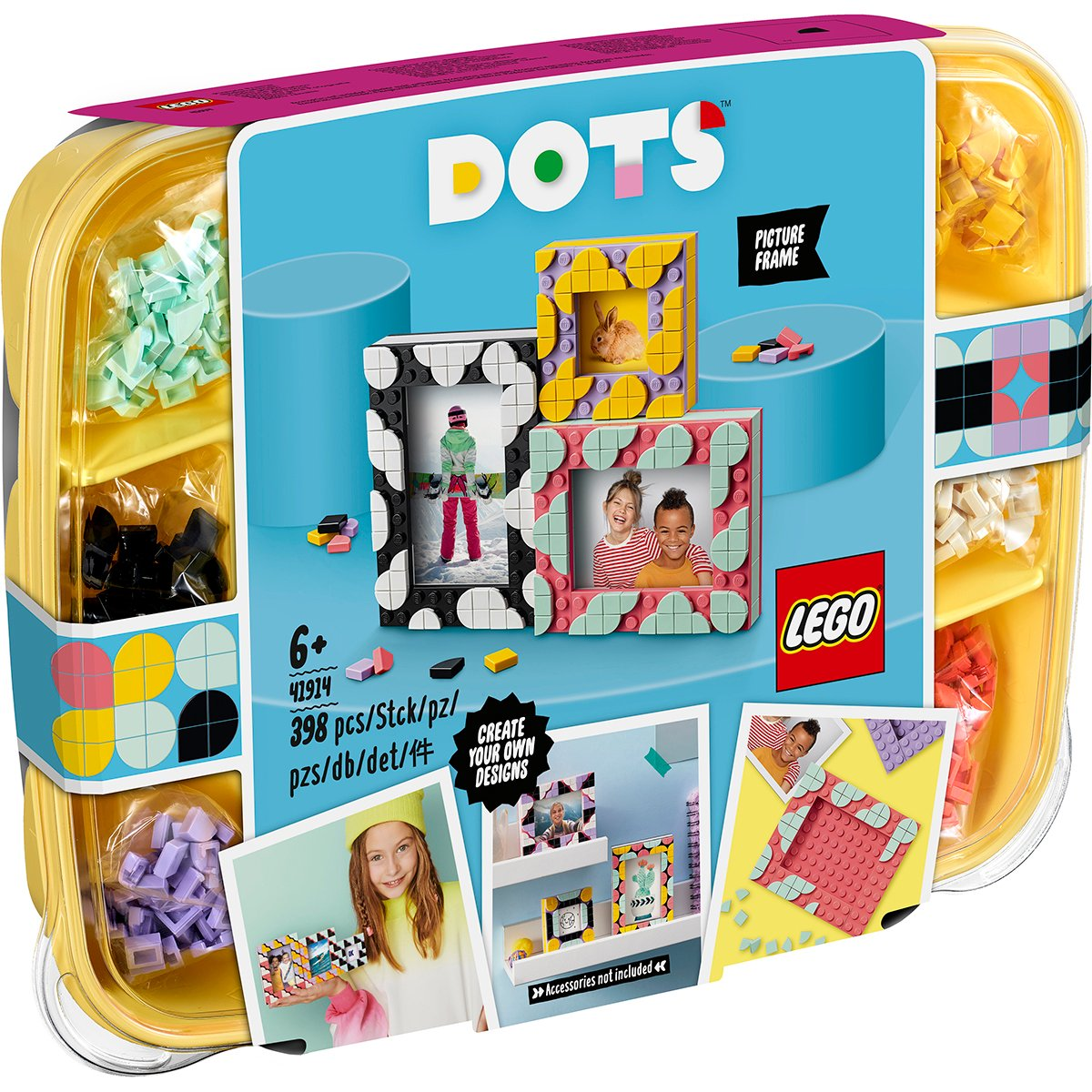 LEGO® Dots - Rame foto creative (41914)